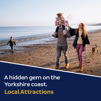 A hidden gem on the Yorkshire Coast. Local Attractions.