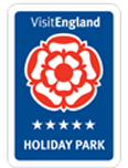 Visit England 5 star holiday park